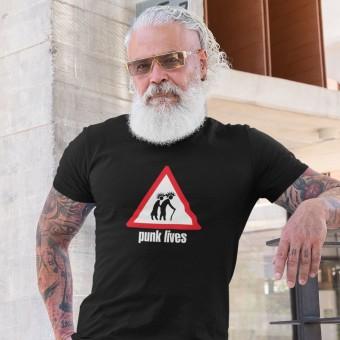 Punk Lives T-Shirt