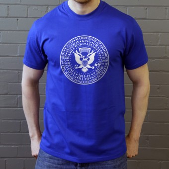 The Ramones: Leicester City 2015-16 T-Shirt