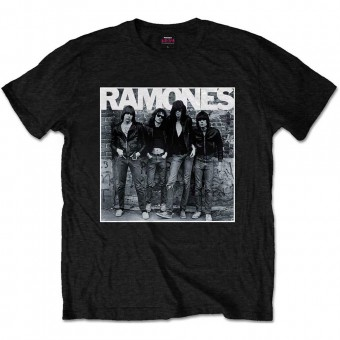 """The Ramones """"Ramones"""" Officially Licenced T-Shirt"""