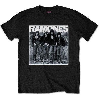 "The Ramones ""Ramones"" Officially Licenced T-Shirt"