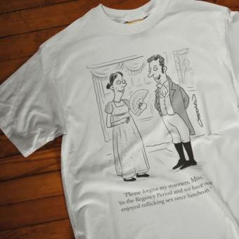 Regency Period T-Shirt