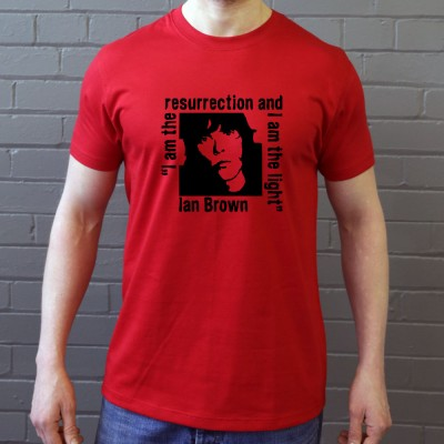 Ian Brown: I Am The Resurrection