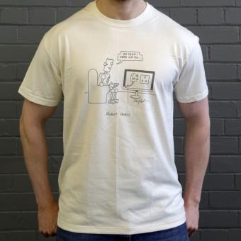 Robot Porn T-Shirt