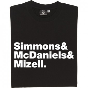 Run-D.M.C. Line-Up T-Shirt