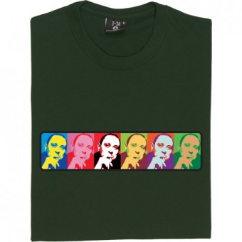 Shaun Ryder - Andy Warhol Style T-Shirt