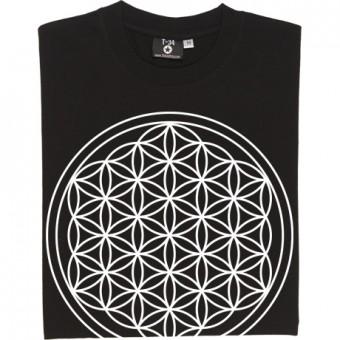 Sacred Geometry: Flower of Life T-Shirt