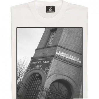Salford Lads' Club Photograph T-Shirt