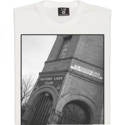 Salford Lads' Club Photograph