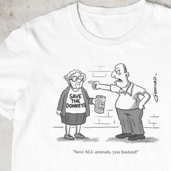Save The Donkeys T-Shirt