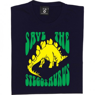 Save The Stegosaurus