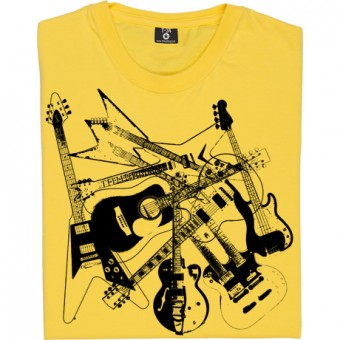 Scattered Guitars T-Shirt
