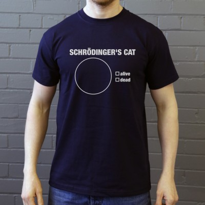 Schrodinger's Cat Pie Chart