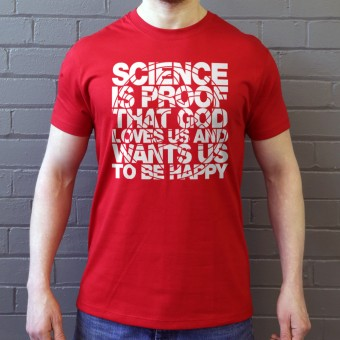 Science is Proof T-Shirt