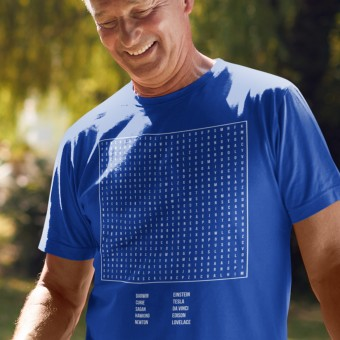 Scientist Word Search T-Shirt