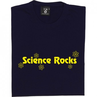 Science Rocks T-Shirt