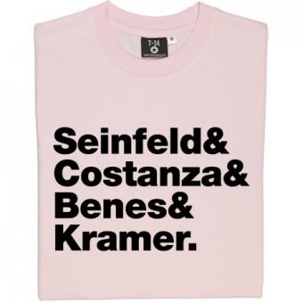 Seinfeld Line-Up T-Shirt