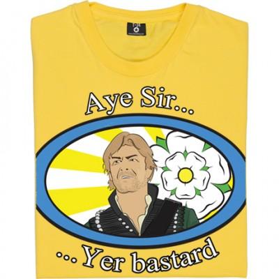 "Sharpe ""Aye Sir, Yer Bastard"""