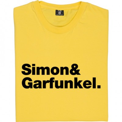 Simon & Garfunkel Line-Up
