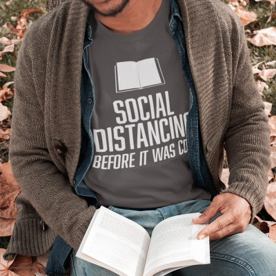 Social Distancing Before It Was Cool (Bookworm)