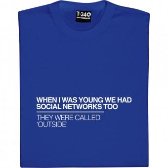 Social Networks T-Shirt