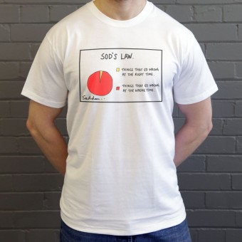 Sod's Law T-Shirt