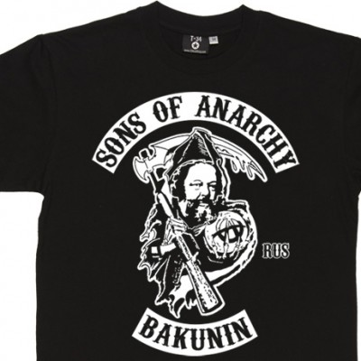 Sons Of Anarchy: Mikhail Bakunin