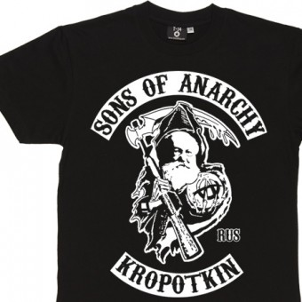 Sons Of Anarchy: Peter Kropotkin T-Shirt