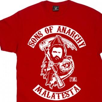 Sons Of Anarchy: Errico Malatesta T-Shirt