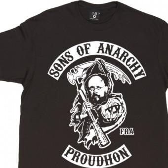 Sons Of Anarchy: Pierre-Joseph Proudhon T-Shirt