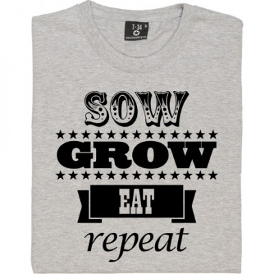 Sow, Grow, Eat, Repeat