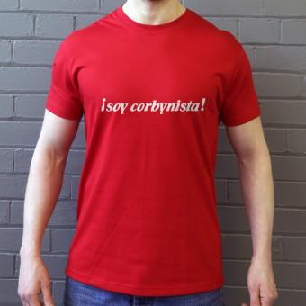 ¡Soy Corbynista! T-Shirt