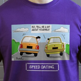 Speed Dating T-Shirt