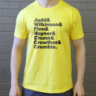Split Enz Line-Up T-Shirt