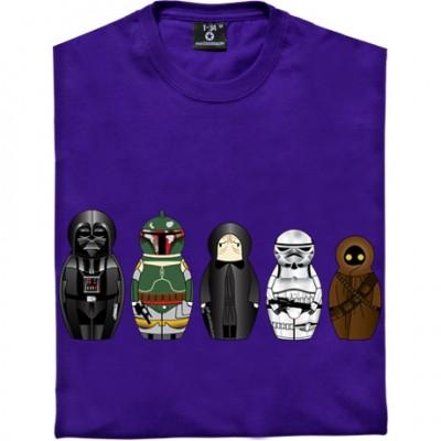 Star Wars Matryoshka Dolls: Dark Side