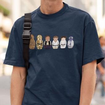 Star Wars Matryoshka Dolls: Rebels T-Shirt