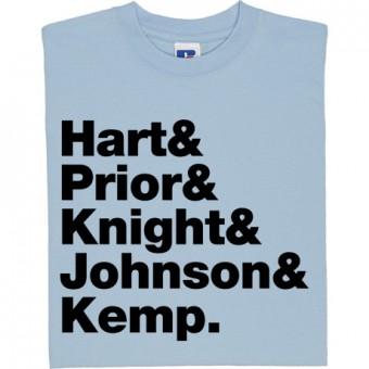 Steeleye Span Line-Up T-Shirt
