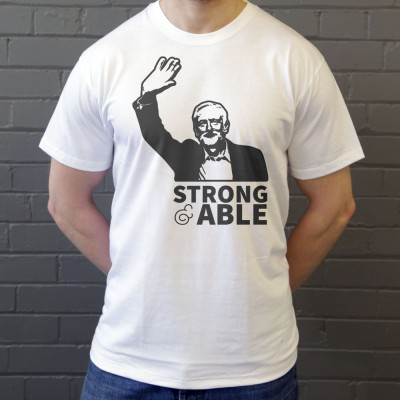 Jeremy Corbyn: Strong and Able