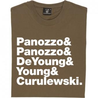 Styx Line-Up T-Shirt