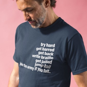 Subterranean Homesick Blues T-Shirt