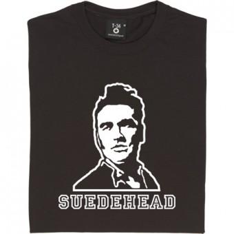 Morrissey: Suedehead T-Shirt