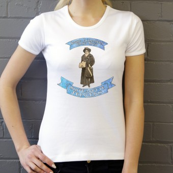 Suffragette Princess T-Shirt
