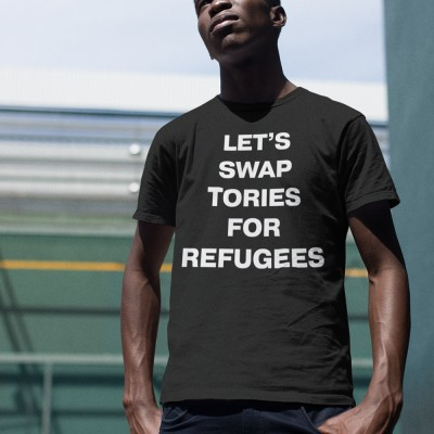 Let's Swap Tories For Refugees