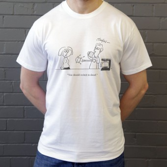 Switch To Decaf T-Shirt