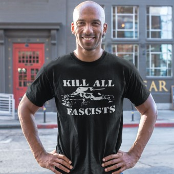 T-34 Kill All Fascists T-Shirt