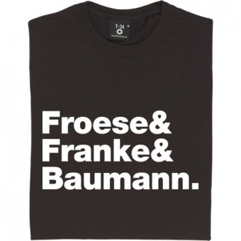 Tangerine Dream Line-Up T-Shirt