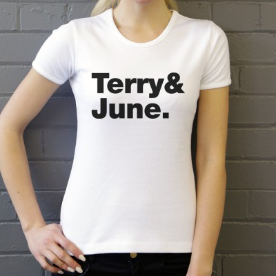 Terry and June Line-Up