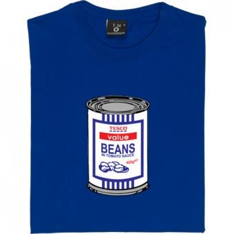 Tesco Value Baked Beans Tin T-Shirt