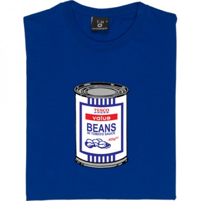 Tesco Value Baked Beans Tin