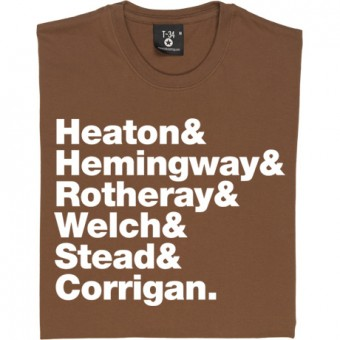 The Beautiful South Line-Up T-Shirt