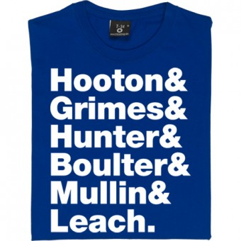 The Farm Line-Up T-Shirt